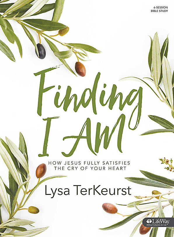 Finding I am by Lysa TerKeurst
